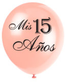 "15 AÑOS TUKY | 12"" SALMON"