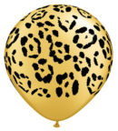 PIÑATA FESTIBALL | ANIMAL PRINT LEOPARDO