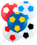 PIÑATA FESTIBALL | FUTBOL GAJOS MULTICOLOR