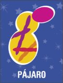 Globo Figura PAJARO x 10 u