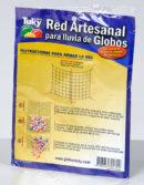Red Artesanal p/ Lluvia de Globos