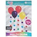 SET Cortinas Multicolor