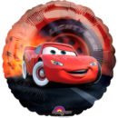 CARS Disney 9″ Metalizado