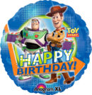 TOY STORY 18″ Metalizado