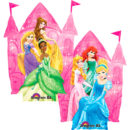 PRINCESAS Disney 14″ metalizado