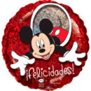 MICKEY 9″ Metalizado