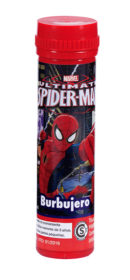 Burbujero Spiderman