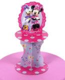 Adorno para torta Minnie y Daisy pedestal
