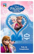 Vela 2D Forma Frozen