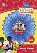 Adorno redondo para pared Mickey