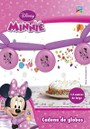 Kit Cadena de Globos Largos 350T Minnie