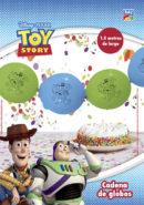 Kit Cadena de Globos Link Toy Story