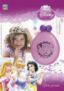 Kit Decorativo Globo Piñata Princesas
