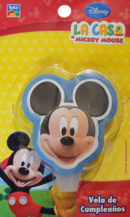 Vela 2D Rostro de Mickey