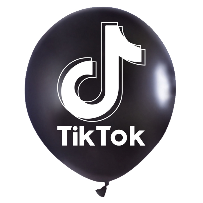 TIK TOK 12″ – Impreso 1 cara